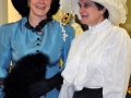 Costumed members