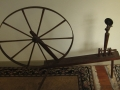 Spinning Wheel c. 1800