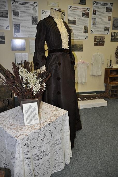 1884 gown-Elizabeth Weeks Flowers