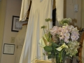 Marsha Platt Gown-Margo Yalanian Flowers