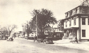 Main Street, Grafton, MA